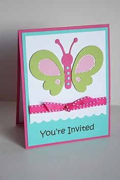 Butterfly Birthday Party Set