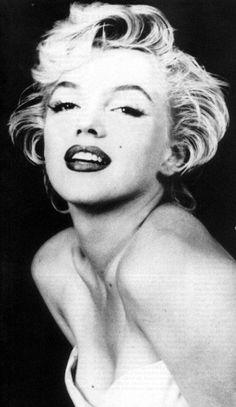 Marilyn Monroe; as always, beautiful.