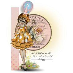 Happy Saturday my sweet friends. Birthday Greeting Cards, Birthday Greetings, Happy Saturday, Collage Art, Snow Globes, Friends, Sweet, Polyvore, Cherry