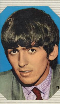 Happy birthday to you George Harrison
