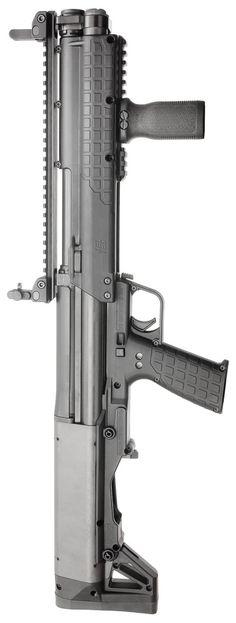 Kel-Tec KSG - .12 Gauge