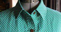 tutorial för skjortkrage