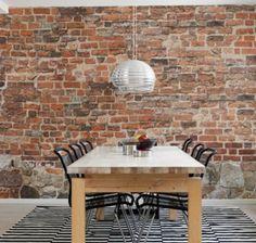 details zu exposed warehouse ew3103 l stein tapete 3d optik mauer ziegel industrie rot grau. Black Bedroom Furniture Sets. Home Design Ideas