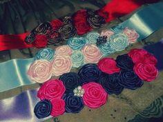 Floral Waist 12 €