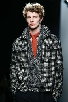 Bottega Veneta Fall 2015 Menswear - Collection - Gallery - Style.com #menswear #fall2015 #runway #fashion
