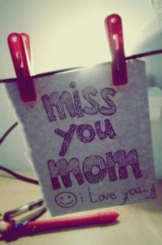 untuk ibu, kangen ibu :*