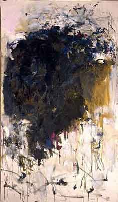 Curt Barnes writes a Review on the Art of Joan Mitchell, for the NY Art World