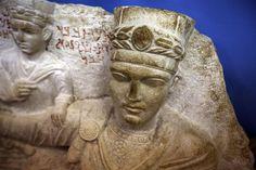 Best Photos of the Day Palmyra, nr Damascus, Syria