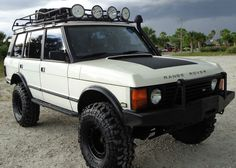 Land Rover : Range Rover County LWB Sport Utility 4-Door