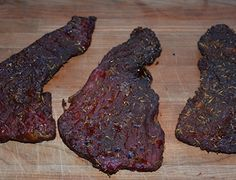 Carson's Orange Brown Sugar Jerky