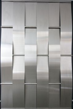 Woven Stainless Steel Wall