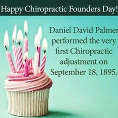Did you know that 121 years ago D.Palmer performed the first Chiropractic adjustment on Harvey Lillard? From there the science of chiropractic has gone through many refinements, while holding true to the principles and example of that first adjustment. Palmer Chiropractic, Chiropractic Benefits, Chiropractic Quotes, Chiropractic Therapy, Chiropractic Office, Family Chiropractic, Chiropractic Wellness, Push Up Rows, Chiropractic Adjustment