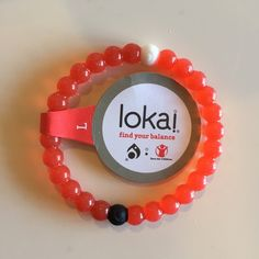 Limited Edition Red Lokai Limited Edition Red Lokai. Real Lokai! Size: Large Lokai Jewelry Bracelets