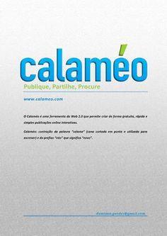 Tutorial:Calaméo - Publique, Partilhe, Procure