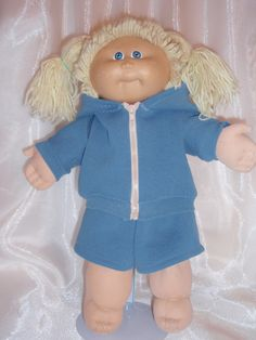 Cabbage Patch Summer Outfit by Karensdollkreations on Etsy