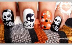 25 Suitable Halloween Nail Art Designs for Halloween: Halloween is an internationally celebrated event for the dead. It is celebrated every year on 31st October.