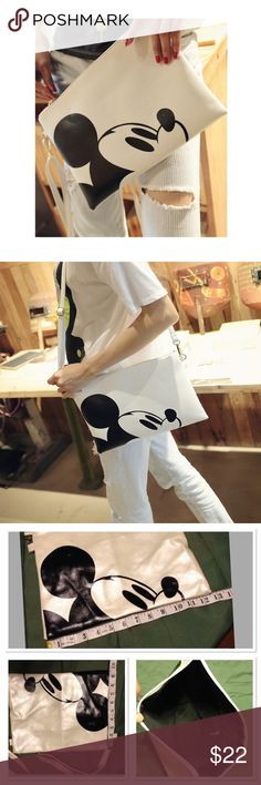 Micky mouse tote bag Brand new white Micky tote purse. Bags Totes