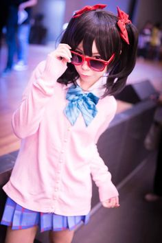 Jeedjard Geez(JeedGeez) Nico Yazawa Cosplay Photo - WorldCosplay