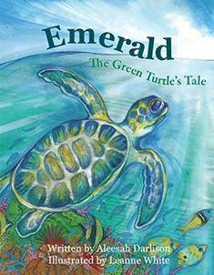 Australian Authors, Wild Eyes, Green Turtle, Book Themes, Endangered Species, Paperback Books, Book Activities, Emerald, Wildlife
