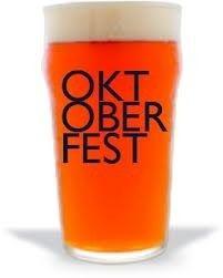 Cerveja Brewerkz Oktoberfest, estilo Oktoberfest/Marzen, produzida por Brewerkz, Cingapura. 6% ABV de álcool.
