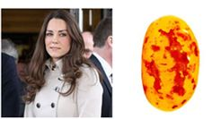 Royal Treat - Kate Middleton in a Jelly Bean  - Take that Elvis!