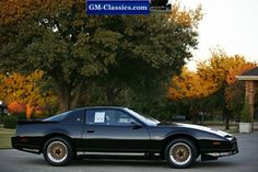 1989 Pontiac Trans Am GTA - Matt Garrett