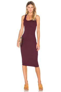 sen Ora Dress in Burgundy | REVOLVE