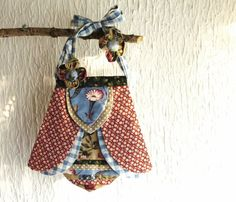 Drawstring Bee Bag Wristlet Pouch  Cell Phone Case  by BusyBeeNo16, $42.00