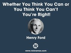Ford Quotes Brilliant Wisdom From Henry Ford  15 Inspiring Quotes  Ford Motor Company .