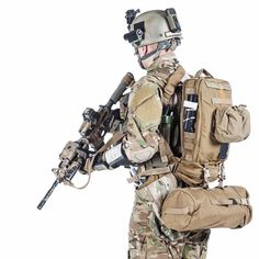 ARMY Ranger Tactical Loadout #aegisgears #militaryloadout #military #loadout…