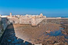 Mazagan Fortress at El-Jadidia, Morocco