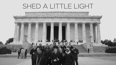 """Music video for """"Shed a Little Light"""" produced in honor of Martin Luther King, Jr. Day. Video by Uri Westrich Uri@driveinproductions.com Grab this track on i..."""