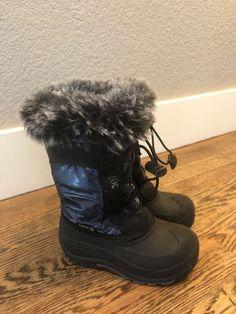 325d62c0f Kamik Girls Snowboots Size 10  fashion  clothing  shoes  accessories   kidsclothingshoesaccs  girlsshoes (ebay link)
