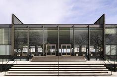 Blog da Arquiteta: Homenagem a Mies van der Rohe