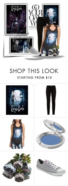 """Style Icon Set!!!"" by slytherin-archangel ❤ liked on Polyvore featuring Burton, New Look, T. LeClerc and Converse"
