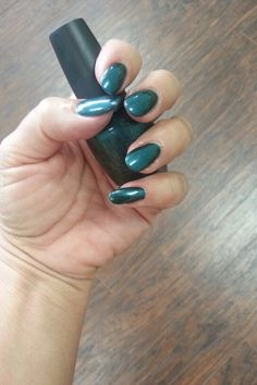 OPI's Cuckoo For This Color...by Denise