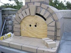 Wood Fired Brick Pizza Oven by BrickWood Ovens in California – BrickWood Ovens Oven Diy, Diy Pizza Oven, Pizza Oven Outdoor, Pizza Ovens, Backyard Kitchen, Fire Pit Backyard, Outdoor Kitchen Design, Bricks Pizza, Brick Oven Pizza