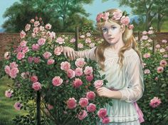 (Part I) Dogwood Soiree Buttons And Bows Strawberries Red, White And Blue Solitaire Apple Orchard Rose Garden White House Goldfish The Swing Library First Prize Amaryllis Crystal Bowl Morning Mist …