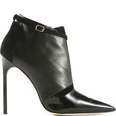 Heels I LOVE!!! Manolo Blahnik for J. Mendel boot