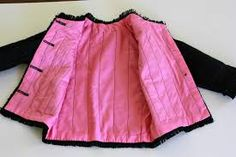 Image result for classic chanel jacket pattern