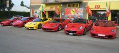 Drive a Ferrari!