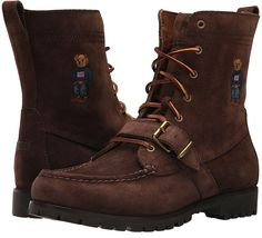 Polo Ralph Lauren Ranger B Men's Shoes Polo Boots Men, Polo Shoes, Men S Shoes, Ralph Lauren Mens Shoes, Polo Ralph Lauren, Red Boots, Brown Boots, Men's Boots, Mens Brown Leather Shoes