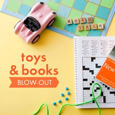Take a look at the Blow-Out: Toys & Books event on zulily today!