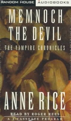 Memnoch, the Devil (Anne Rice) is another book I found when exploring the library and it is the only book I have read from Anne Rice so far but it makes me want to read all of her books. #ThriftBooksTop10