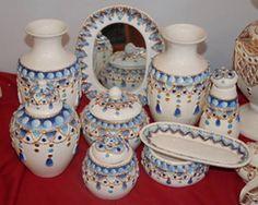 Algerian ceramic