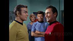 images of the original series star trek | Star Trek: The Original Series, Season 3 Blu-ray, Video Quality