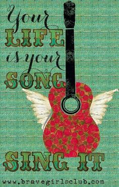 Open your heart and sing the special song that only you can sing... that of who you are and have always been. This is your gift from God and your gift to God...  ❤tami