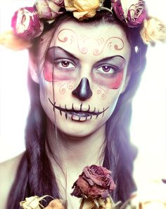 Amazing Halloween Makeup Ideas