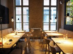 Jack O'Shea Chophouse, Brussels | smarksthespots.com