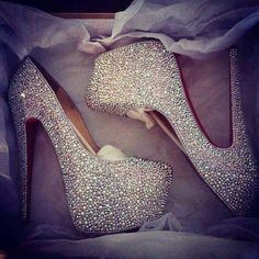 In love with these... Bling bling !!